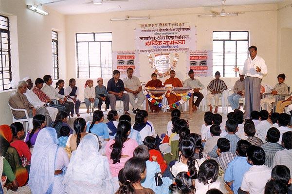 Eye Donation Camp., Aurangabad Birthday of Hon. Presiden Abdul Kalam