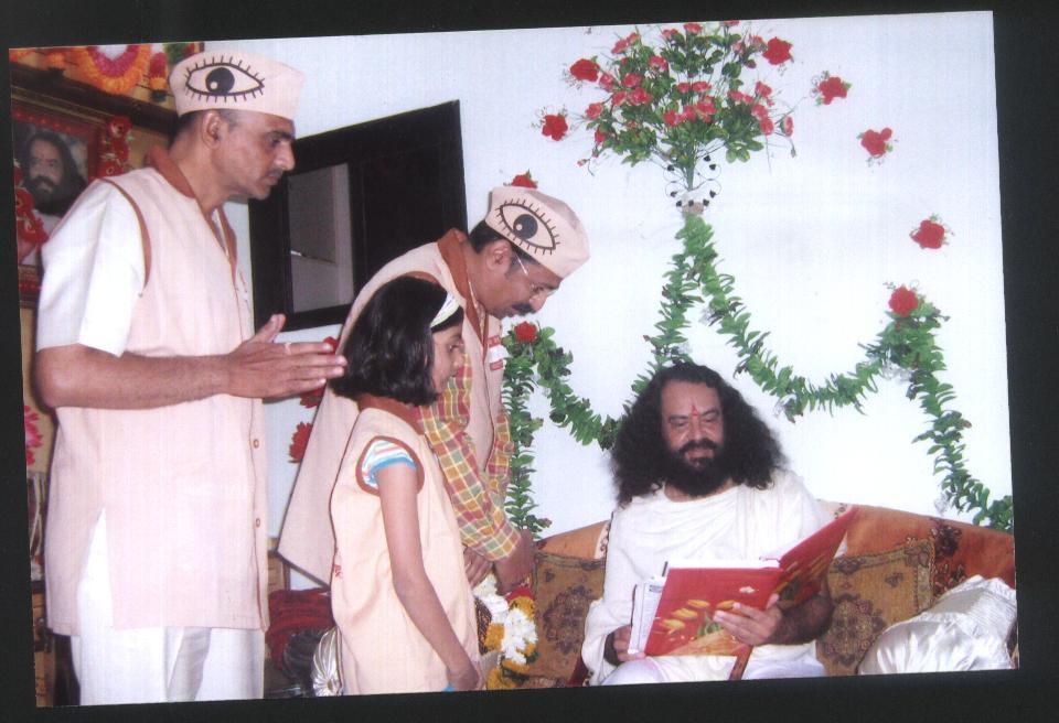 Swami Hari Chaitynayapuri Maharaj
